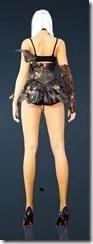 Dark Knight Bloody Outfit Durability Rear