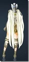 Mystic Crown Eagle Rear