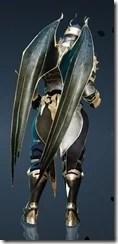 Striker Vestillio No Weapon Rear