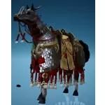 Dragon Scale Horse Gear