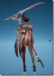 Sorceress Millen Fedora Durability Rear