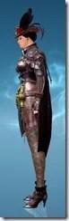 Sorceress Millen Fedora No Weapon Side
