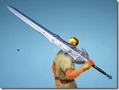 Warrior Millen Fedora Greatsword Drawn