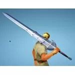 [Warrior] Millen Fedora Greatsword