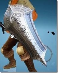 Warrior Millen Fedora Shield Drawn