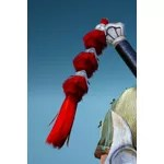 [Berserker] Red Robe Ornamental Knot