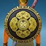 [Warrior] Red Robe Shield