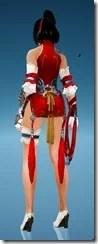 Lahn Garnet Marniera No Weapon Rear