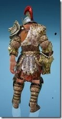 Berserker Gladiator Durability Rear