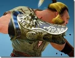 Berserker Gladiator Iron Buster Drawn