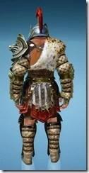 Berserker Gladiator No Weapon Rear