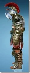 Berserker Gladiator No Weapon Side