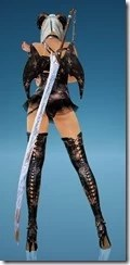 Dark Knight Ram Horn Witch Durability Rear