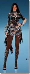 Sorceress Dahlia Nocturna Durability Front