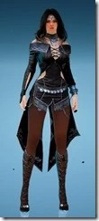 Sorceress Dahlia Nocturna No Weapon Front