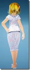 Dreamland Pajamas Rear