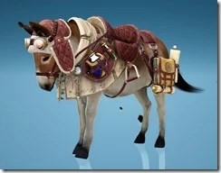 Donkey Clip-Clop Gear All Front