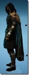 Ninja Obsidian Arrow No Weapon Side