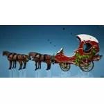 Christella Wagon Set