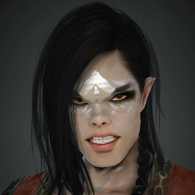 Half-Orc [NA]
