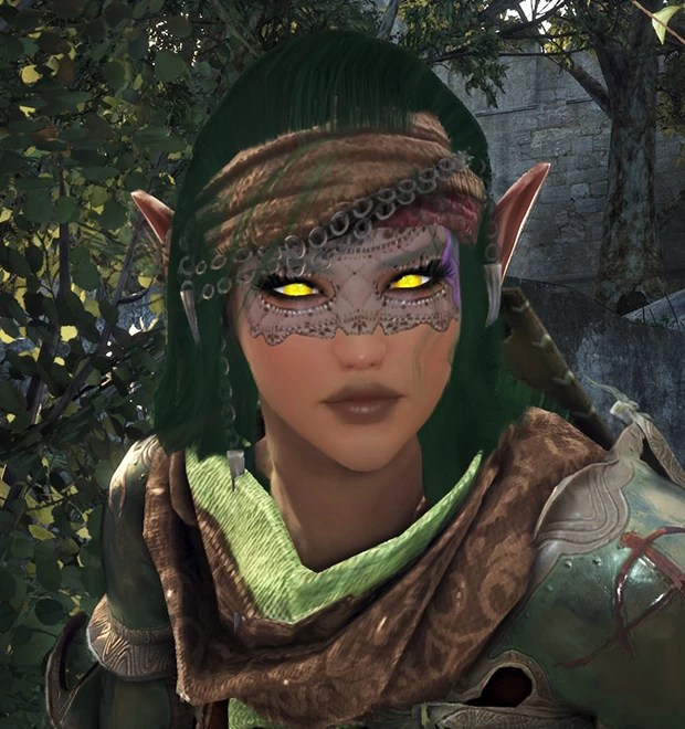 Dryad Mercenary [NA]