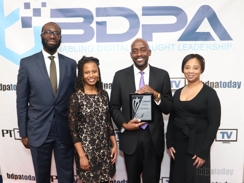 GDIT captures 2018 Industry Sponsor of the Year