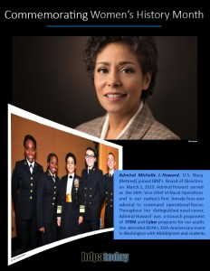 Admiral Michelle J. Howard