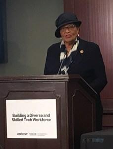Congresswoman Alma Adams (D-NC)