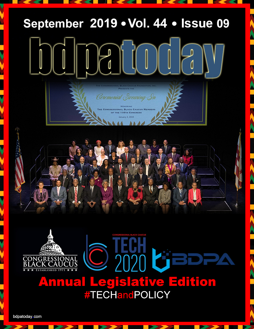 SEPTEMBER | 2019 Legislative Edition