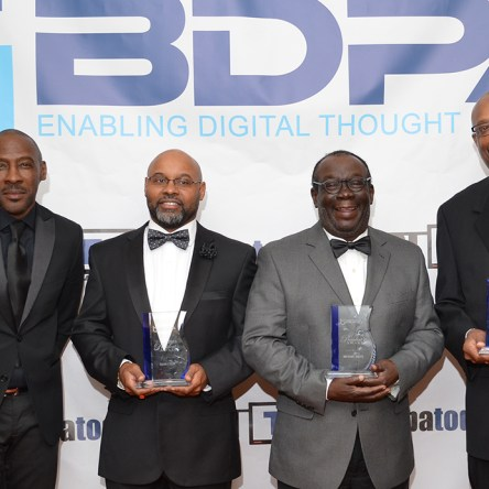 HOPE Awards at BDPA Gala