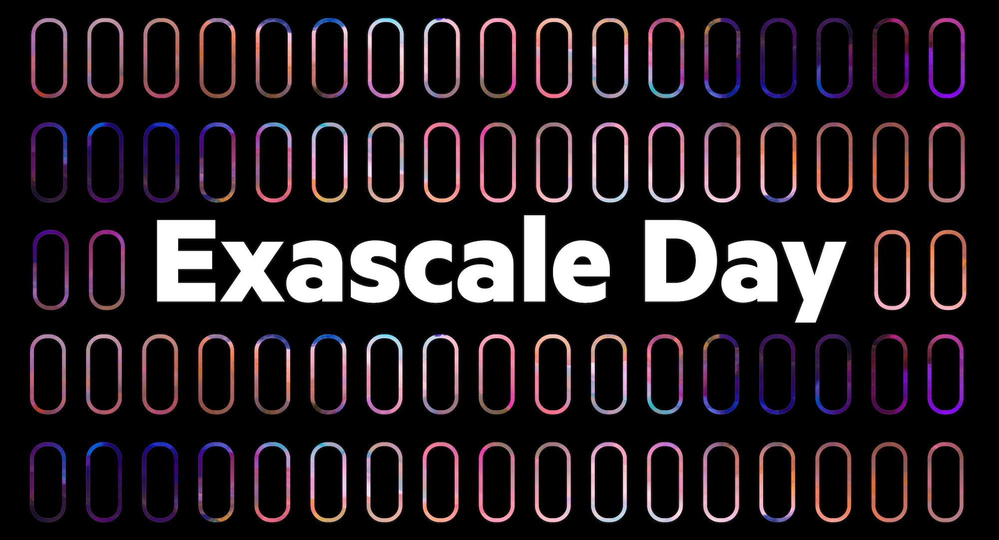 Exascale Day Playlist • October 18th