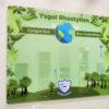 Eco council photoboard