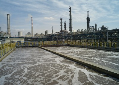 CNPC Group ABS Plant Wastewater Treatment Plant