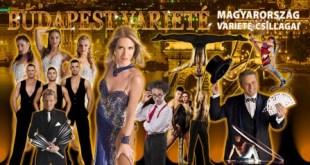 Újra Varieté Budapesten – Budapest Varieté 60 év után!