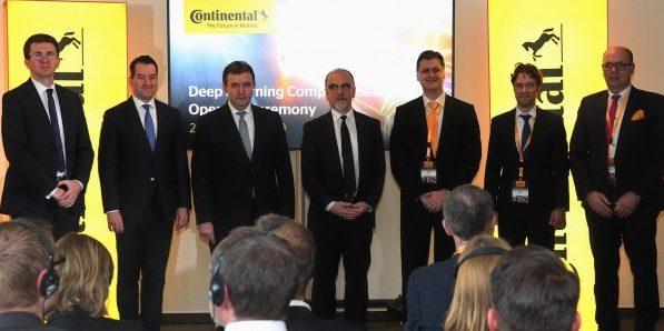 A Continental már a budapesti Mesterséges Intelligencia Fejlesztő Központjában is megkezdte úttörő megoldásainak fejlesztését