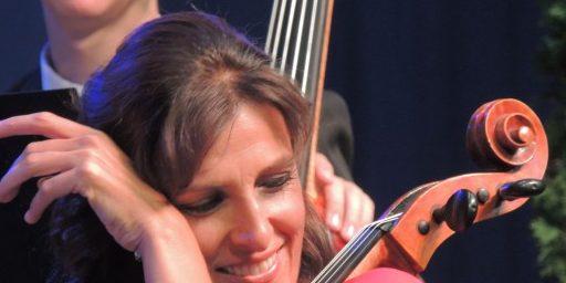 Faludi Judit Liszt-díjas csellóművész szólóestje