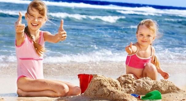 Lignano Sabbiadoro – Ahol a tenger a gyerekek játszóterre