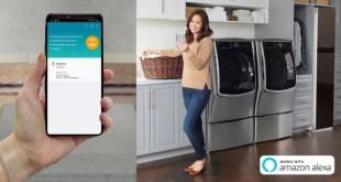 Maguknak intézik a bevásárlást az LG háztartási gépei az Amazon rendszerével