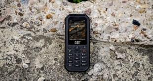 Új strapabíró nyomógombos telefon a Cat Phones®-tól