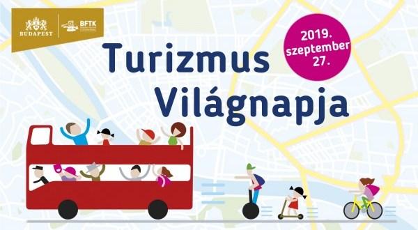 Budapest: már lehet jelentkezni a Turizmus Világnapja programokra!