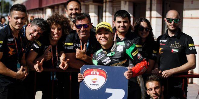Ezüstérmet szerzett Görbe Soma az ETC Series 2 futamon, Rossi Moor sikeresen szerepelt a fő versenyen
