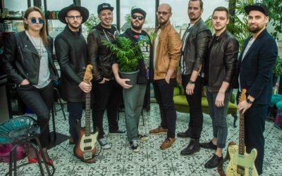 A funk és soul zenét játszó Very Cool People zenekar visszatér Romániába és Magyarországra