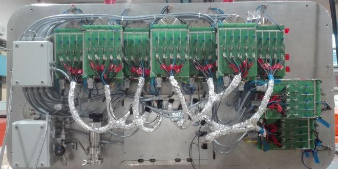 Megépült a budapesti neutron szuperdetektor prototípusa