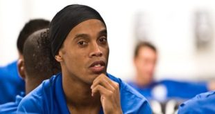 A brazil legenda Ronaldinho imádja Budapestet