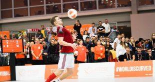 Teqball – A két világbajnok megnyerte a bajnokság 1. fordulóját!
