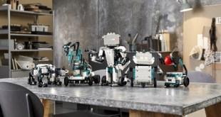 Új LEGO MINDSTORMS Robot feltaláló készlet