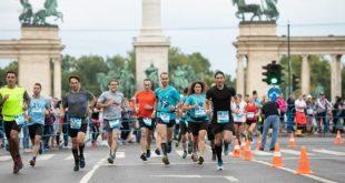 Közel 2400-an választották a futást szombat este a Hősök terén