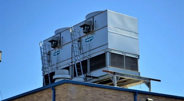 Ipari levegőszárítás hűtveszárítással