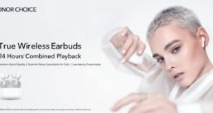 Magyarországra is érkezik a HONOR CHOICE termékcsalád vezeték nélküli fülhallgatója