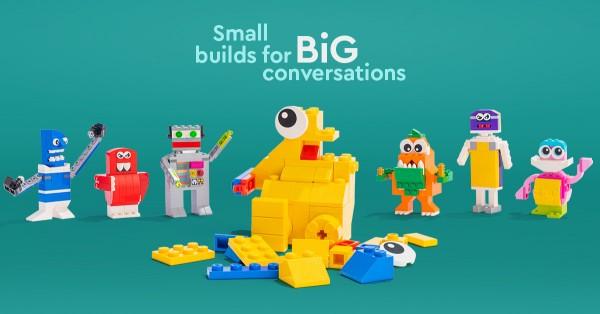 A LEGO Csoport új kezdeményezése segít a szülőknek